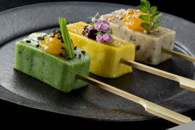 For Japanese local cuisine