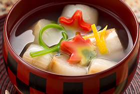 For miso soup